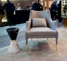 Vinicius Side Table   Essentials Home Mid Century Furniture
