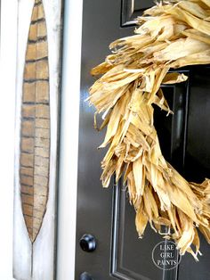 Lake Girl Paints: How to Paint Rustic Pheasant Feather Wall Art
