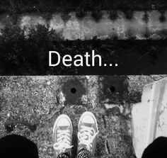 Death...? Life....? I do not know..