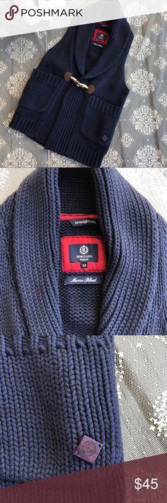 Worn once, Henri Lloyd, 70% cotton, 30% merino Excellent condition size extra small Henri Lloyd Jackets & Coats Vests