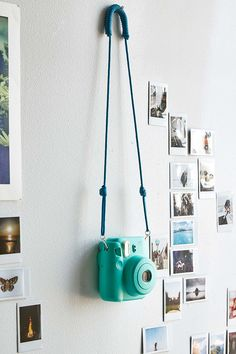 Fujifilm X UO Custom Colored Mini 8 Instax Camera - Use for guest book! Everyone snaps a selfie then sticks in a book with a note or quote