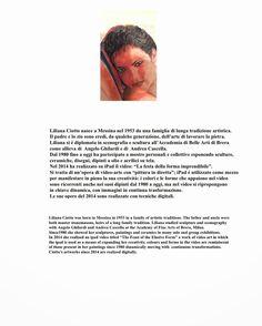 Cita en las Diagonales: Liliana Ciotto Artista desde Milán.