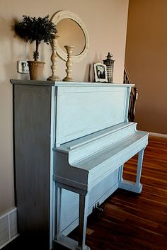 Painting a Piano...