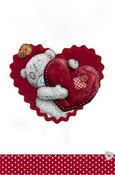 Dimensions: Wording Inside Card Reads: Love Me Tatty Teddy, Teddy Bear Pictures, Blue Nose Friends, Birthday Clipart, Valentine Day Love, Cute Bears, Love Images, Cute Illustration, Little Pony