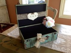 Hey, I found this really awesome Etsy listing at http://www.etsy.com/listing/156403085/rustic-wedding-card-boxburlap-banner