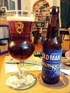 Southern Tier Brewery - Old Man Winter ale 7,2% pullo