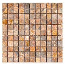 R5 Lemon Marble Mosaic Polished 24x24