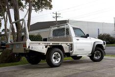 Custom Truck Beds, Custom Trucks, Toyota Trucks, Pickup Trucks, Custom Ute Trays, Ute Canopy, Aluminum Fabrication, Truck Camping, Car Gadgets