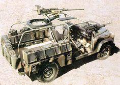 zainisaari:  Land Rover Defender XD110 MRCV 4x4, 1995