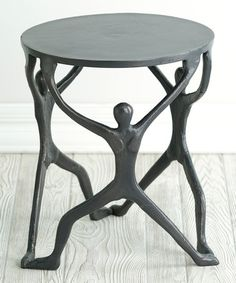Take a look at this Crowd Stool by Shiraleah on #zulily today!
