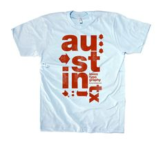 Austin Tshirt Design