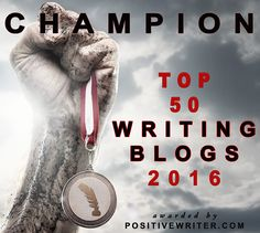 Top 50 Writing Blogs for 2016