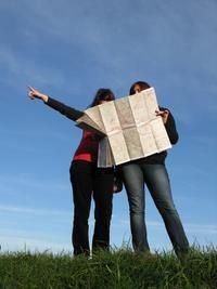 Give Directions to Someone Who is Lost
