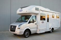 Trakkaway 790 from TRAKKA Motorhomes, Campervans and Campers for touring Australia and New Zealand
