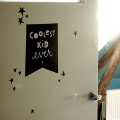 Wall Stickers . Coolest Kid Ever