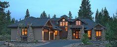 Craftsman Style House Plans, Front Elevation, Home Design Decor, Square Feet, Baths, House Interior Design