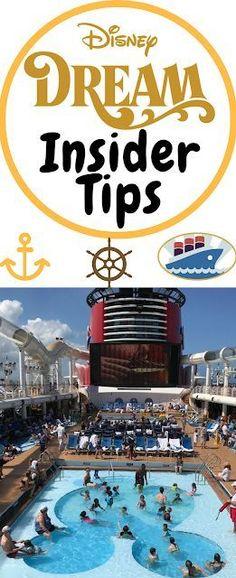 Insider Tips & Secrets for the Disney Dream Cruise