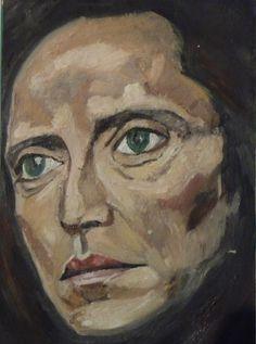 Christopher Walken by Paul Galligan