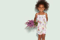 Girls Fashion   #Benetton #NaturalHair