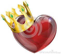 Concept King of Hearts