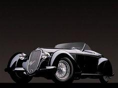 1935 Alpha Romeo. @Deidré Wallace