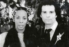 Donna Summer and Bruce Sudano.. 32 years..Rip Donna.