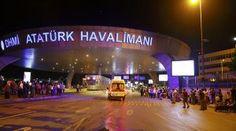 Two Bombings at Instanbul's Ataturk Airport