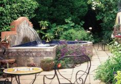 Image detail for -Italian Tuscan style country style courtyard building - Decorative ...