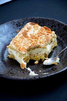 Non, je ne m'enflamme pas (enfin, pas plus que ça!).  Le meilleur gâteau du monde c'est en fait le nom que donnent les norvégiens à ce gâ...