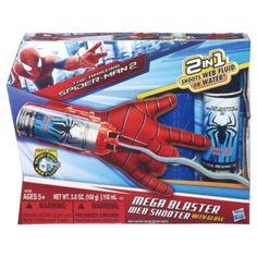 Spider-Man Mega Blast Web Shooter & Glove