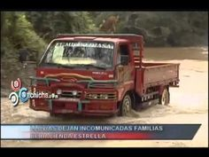 Lluvias dejan incomunicadas familias de hacienda Estrella #Video - Cachicha.com