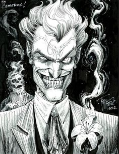 Fly Project - Toca Toca ------- << Original Comment >> ------- The Joker by Tony Moore