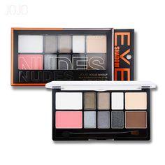 JOJO Makeup Exquistite Fashion Silk Eyeshadow Palette Shimmer  Highlighter Nude Sexy Matte Makeup