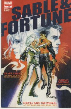 Sable and Fortune No 1 / 2006 Listing in the Other,Marvel,Modern Age (1992-Now),US Comics,Comics,Books, Comics  & Magazines Category on eBid United Kingdom