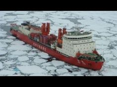 Ship Frozen in Antarctic Was on GLOBAL WARMING MISSION!!!!  HAHAHA!!!
