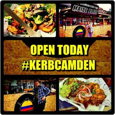 We're back in @camdenmarketldn !! Bigger better shiner!! Come check out our new digs from today!  @kerbfood @londonfoodbabes @myglutenfreeguide @greensbeers  #glutenfree #foodbloglondon #new #open #bestfood #yeahhhhhh
