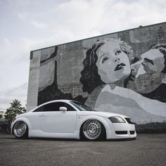 "Samuel Talavera on Twitter: ""BEAUTIFUL via @adam_gott #slammedenuff #dvpper #audi #tt #airride #low #tuning #stance #stancenation http://t.co/DfbV0YhJDG"""