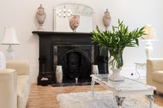 1 bed Flat for sale in Glasgow, - McEwan Fraser Legal Estate Agents and Solicitors Glasgow, Flats For Sale, Fire Places, Bed, Living Rooms, Home Decor, Fireplace Set, Lounges, Fireplaces