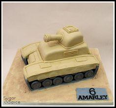 Amarley Tank cake