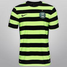 Netshoes - Camisa Nike Coritiba III 2013 s/nº - Green Hell