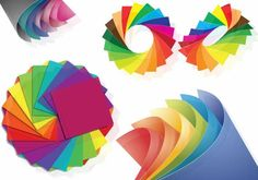 Paper Of Different Colors - FREE