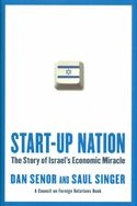In Start-Up Nation, Dan Senor and Saul Singer discuss role that cultural attitudes, military service, history, and government policies have played in propelling Israel forward as a leader in the technology sector.
