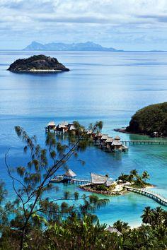 Why not honeymoon at Likuliku Lagoon #Fiji Paradise! :)