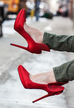 Now these are statement shoes!