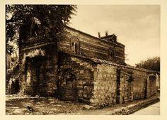 Αγιος Βασίλειος, 1928