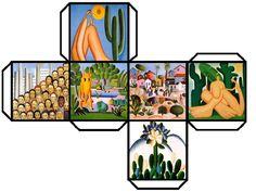 a família de tarsila do amaral para colorir - Pesquisa Google