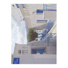 Andros town - Andros Fleece Blanket