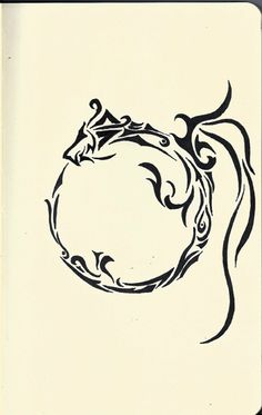 1000 ideas about ouroboros tattoo on pinterest symbols for Snake eating itself tattoo