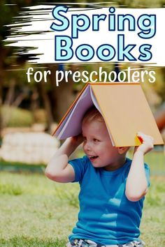 These Spring books for preschoolers introduce concepts such as rain showers, baby animals, blooming flowers and seeds, and more! Preschool Literacy, Preschool At Home, Preschool Themes, Early Literacy, Toddler Preschool, Preschool Activities, Kindergarten, List Of Activities, Spring Activities