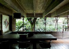 Casa Mendes da Rocha, São Paulo, 1967